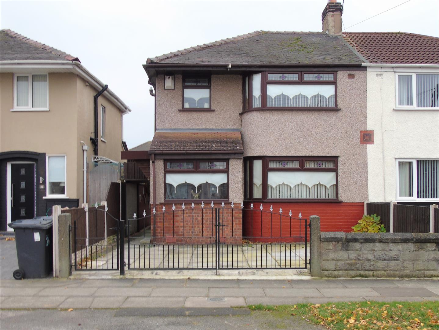 3 Bedrooms, House - Semi-Detached, Keble Drive, Liverpool
